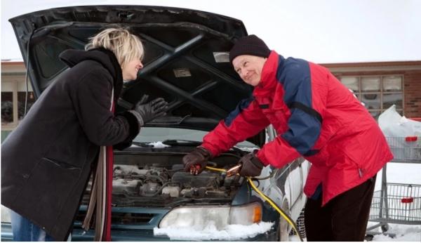 Как прикурить свой автомобиль