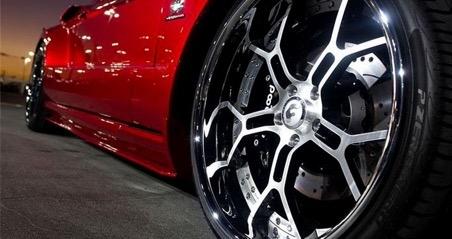 Недостатки низкопрофильных колес