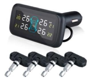 внешние датчики давления, которые можно установить на машину дополнительно