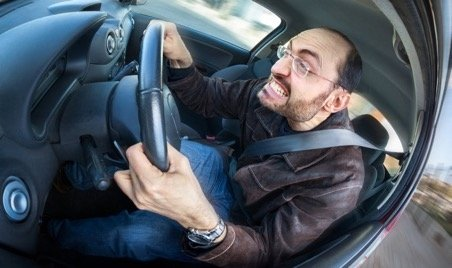 Дискомфорт при езде вследствие разбалансировки колес